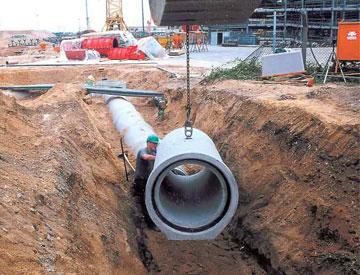 Thi công sửa chữa đường ống bằng công nghệ không đào
